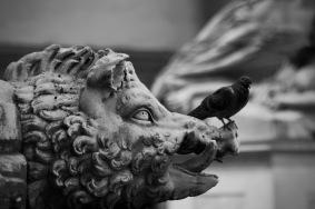 Статуя на площад Синьория.