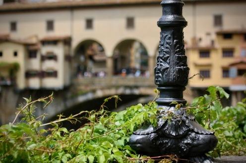 Понте векио/ старият мост.