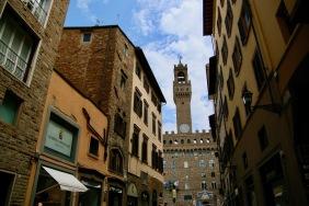 Палацо векио/ Стария дворец.