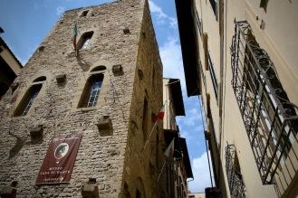 Къщата-музей на Данте Алигери.