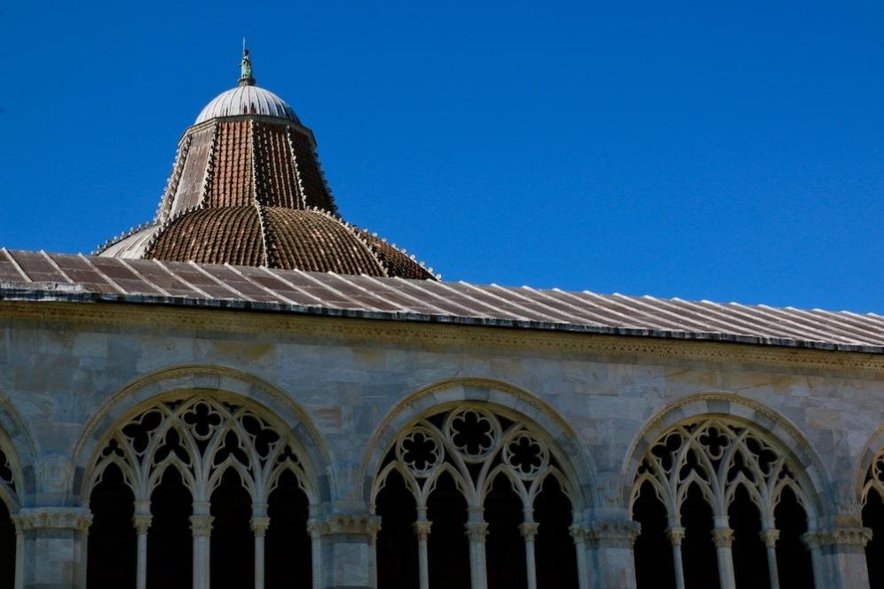 Купола на Баптистерият.