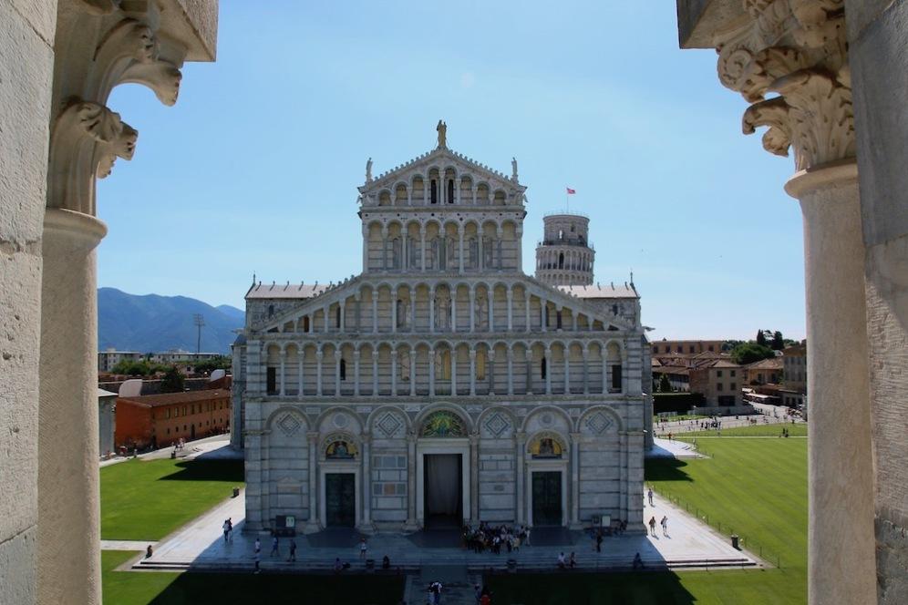 Катедралата на Пиза.