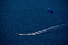 Синьо лято в Ница.
