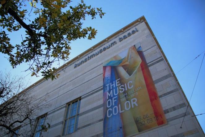 Музея на изкуството в Базел.