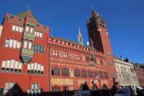 Кметството на Базел.