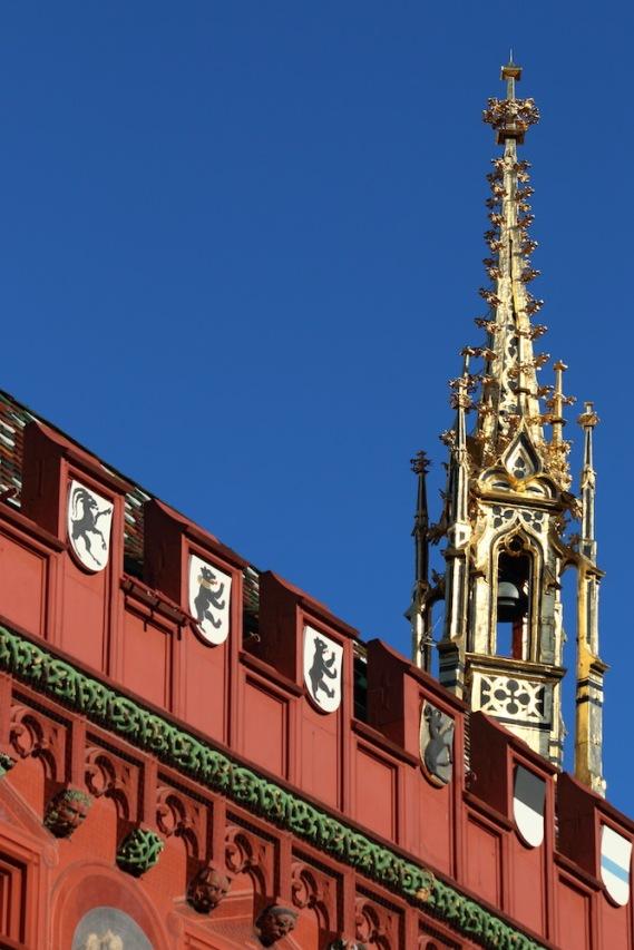 Златната кула.