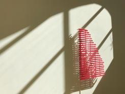 Когато слънчевите лъчи се впишат в изложбата.