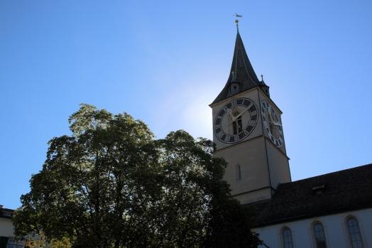 Църквата Св.Петър.