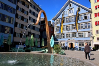 Площад Мюнстерхоф.