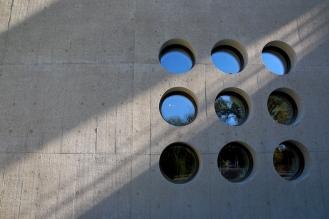 Ново модерно крило на националния музей.