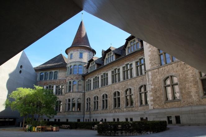 Националният музей Цюрих.