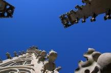Камбанарията на катедралата.