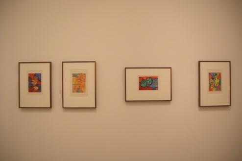 Картини на Пол Клее.