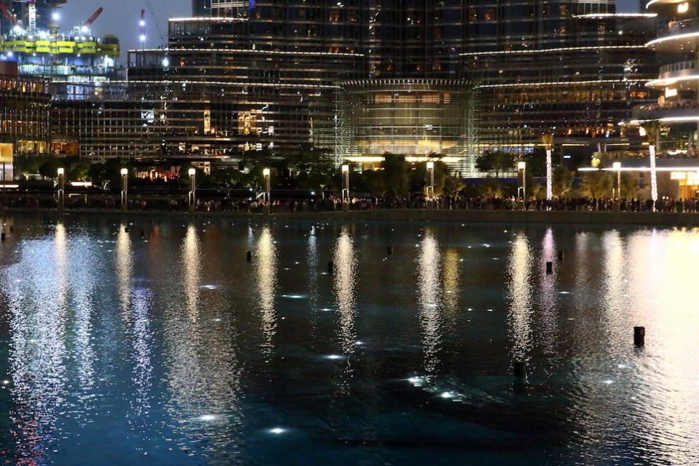 Фонтаните Дубай