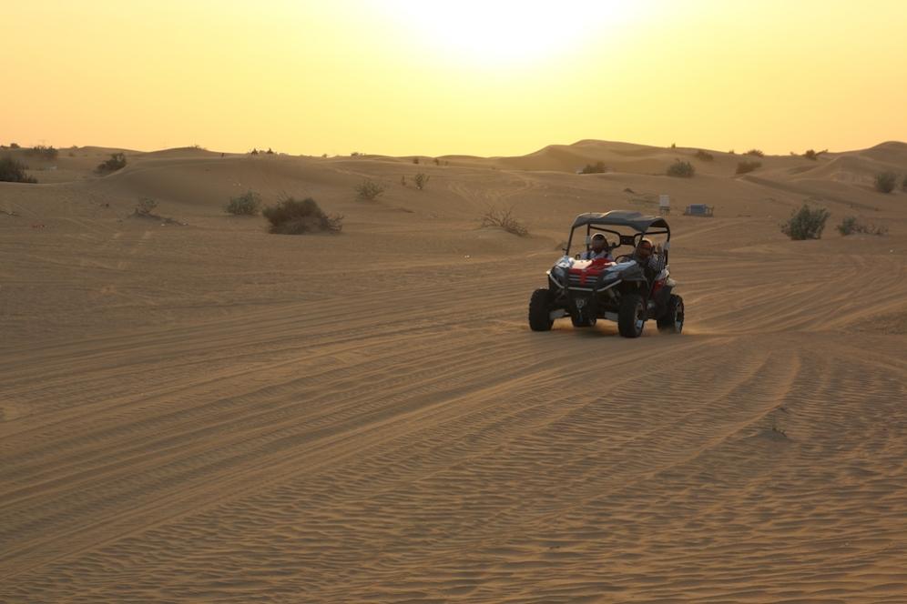 Забавления в пустинята