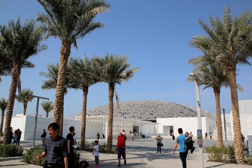 Лувъра Абу Даби