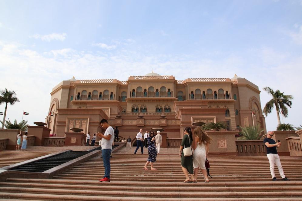 Хотел Emirates Palace