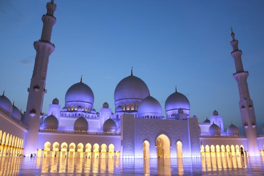 Голямата джамия Шейх Зайед