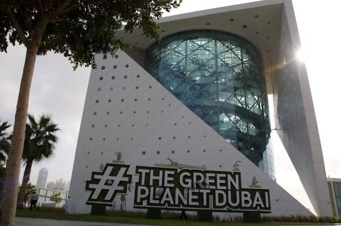 Зелената планета Дубай