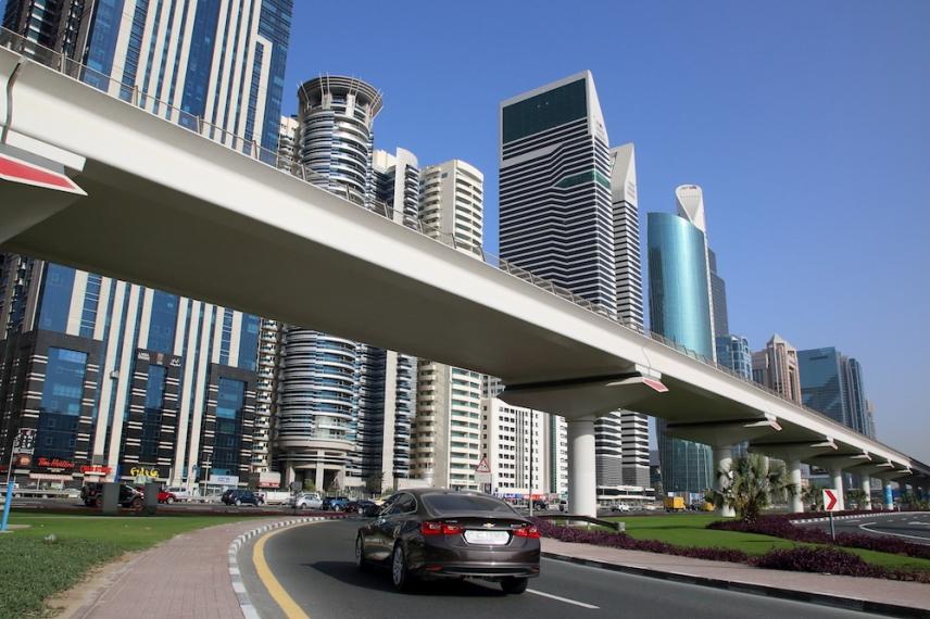 Булевард Шейх Зайед