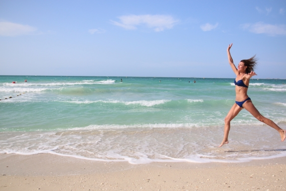 Забавления на плажа