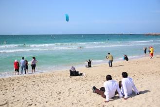 Араби на плаж