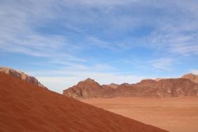 Червената, пясъчна дюна.