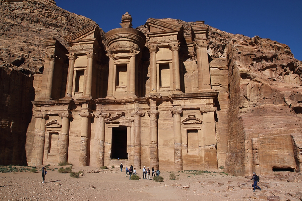 Манастира Ал-Деир.