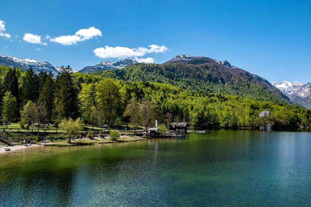 Езерото Бохин