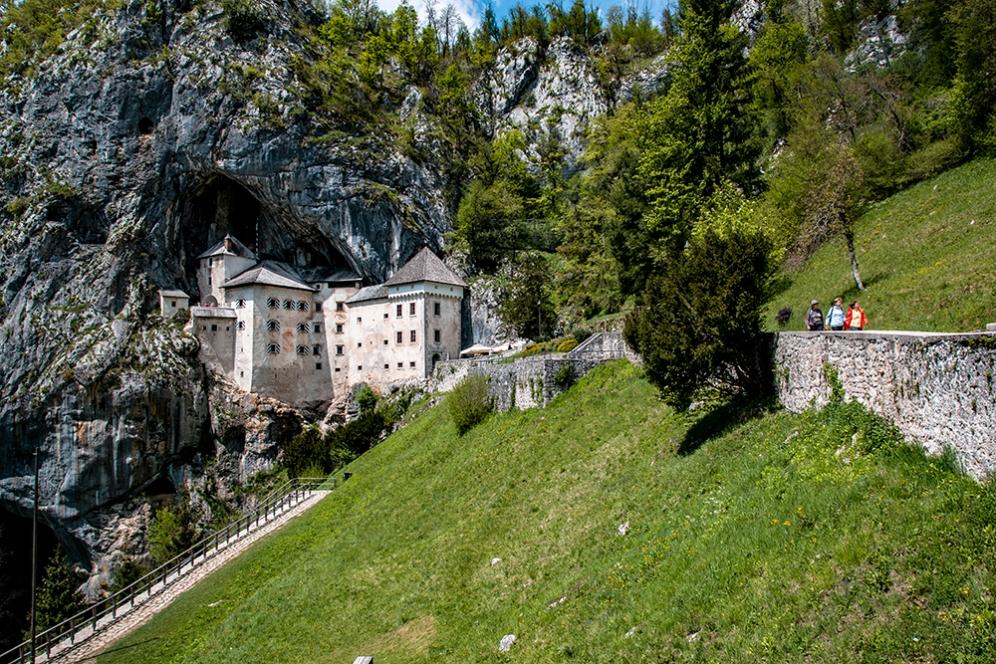 Замъкът Предяма, Словения.
