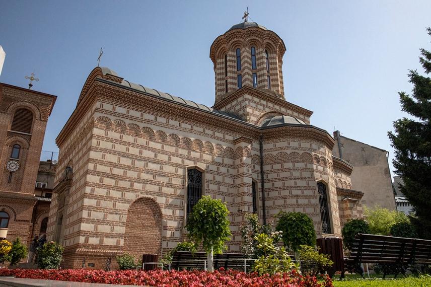 Църквата Свети Антоний.