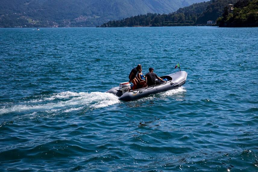 Менаджо, езерото Комо.