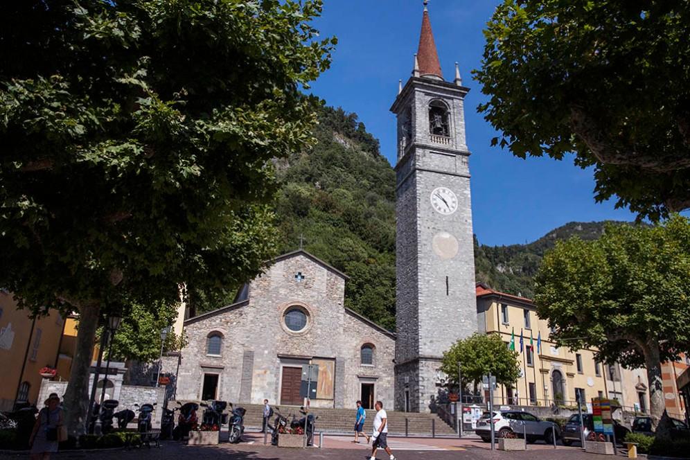 Църквата Сан Джорджо във Варена.