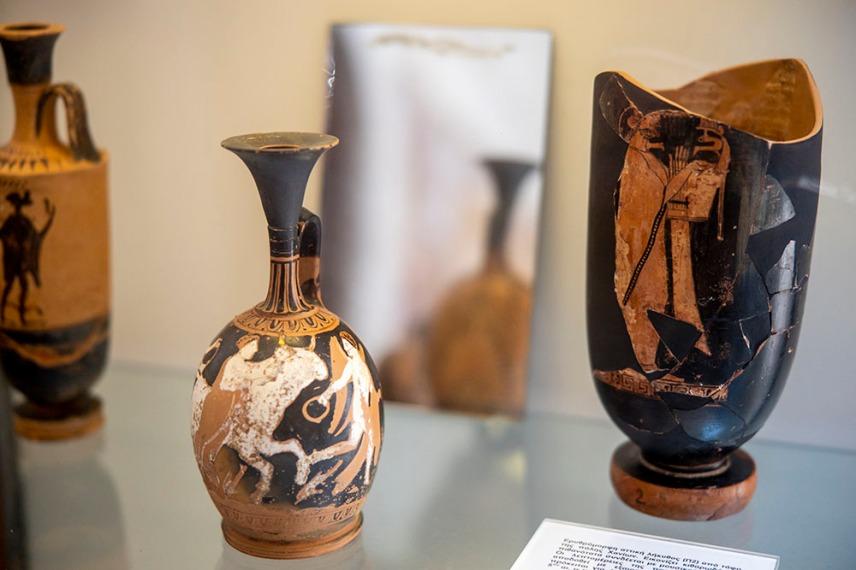 Археологическият музей в Ханя.