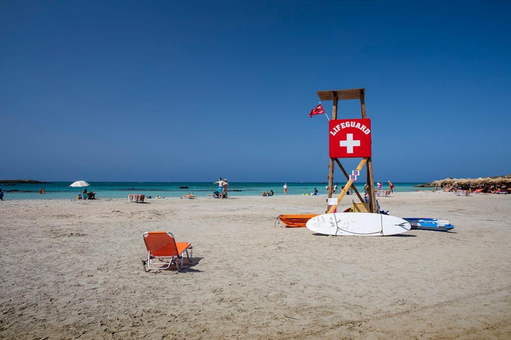 Плаж Елафониси.
