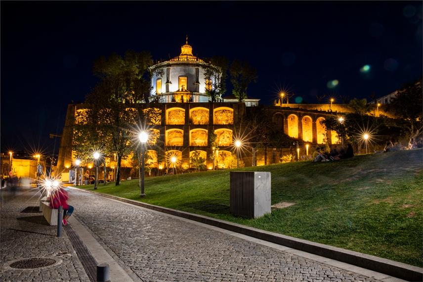 Манастира Серра до Пилар.
