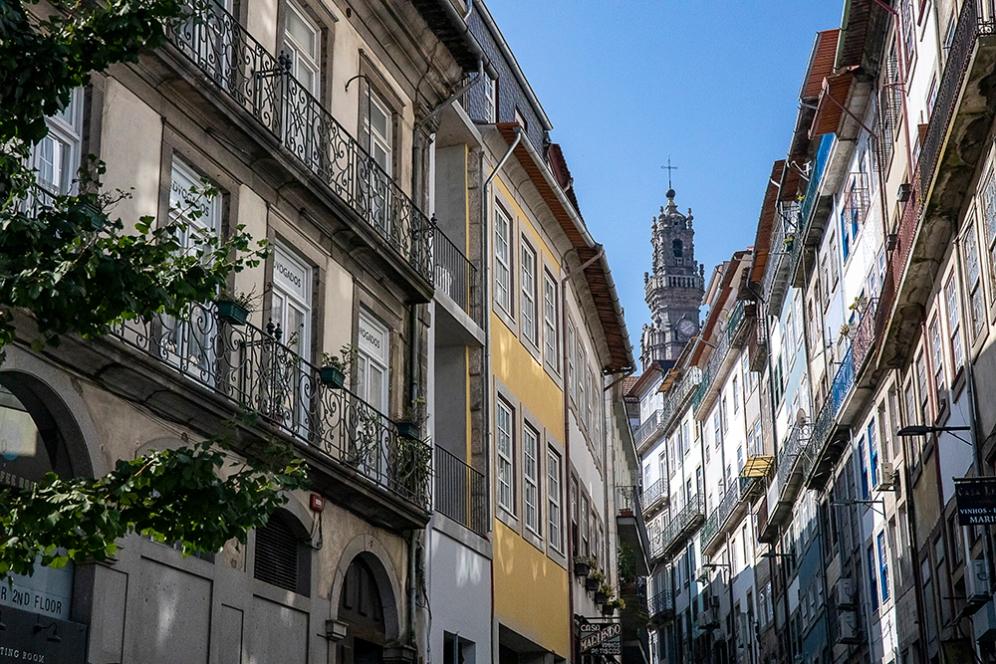 Из уличките на Порто.