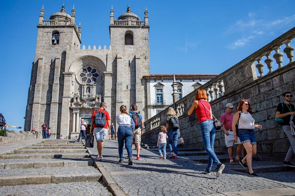 Катедралата Се, Порто.