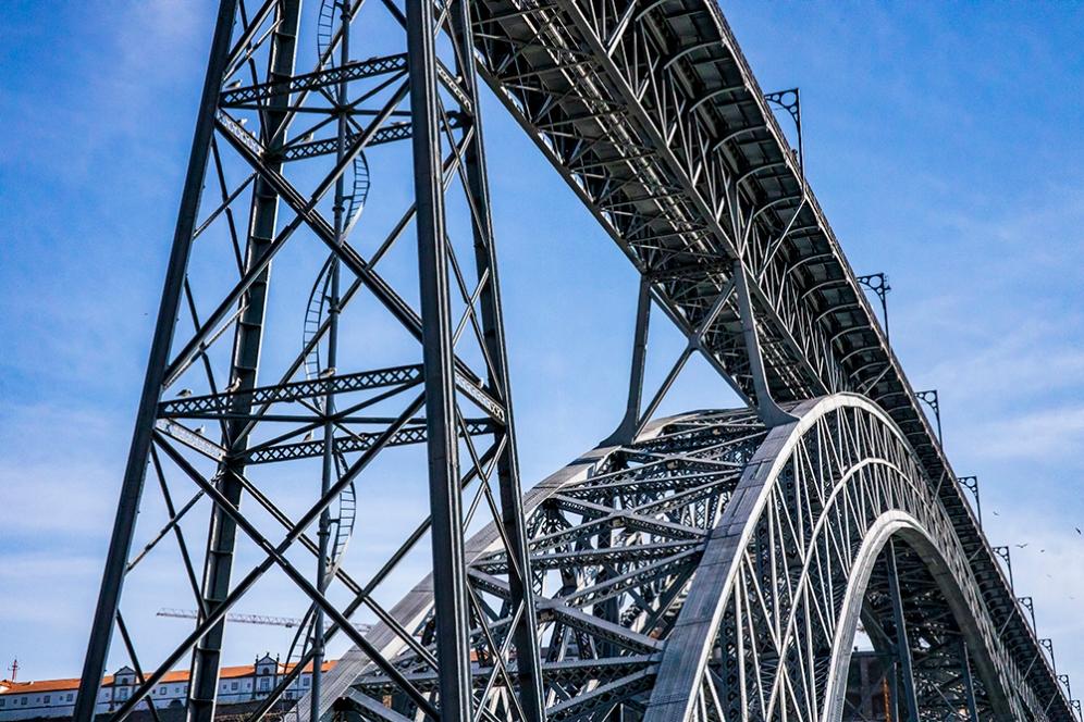 Моста Дом Луиш I.