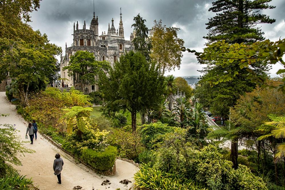 Двореца Кинта да Регалейра.