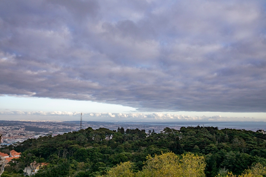 Панорамна гледка.