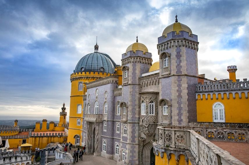 Двореца Пена.