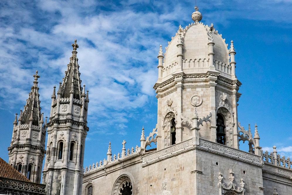 Манастира Свети Жером.