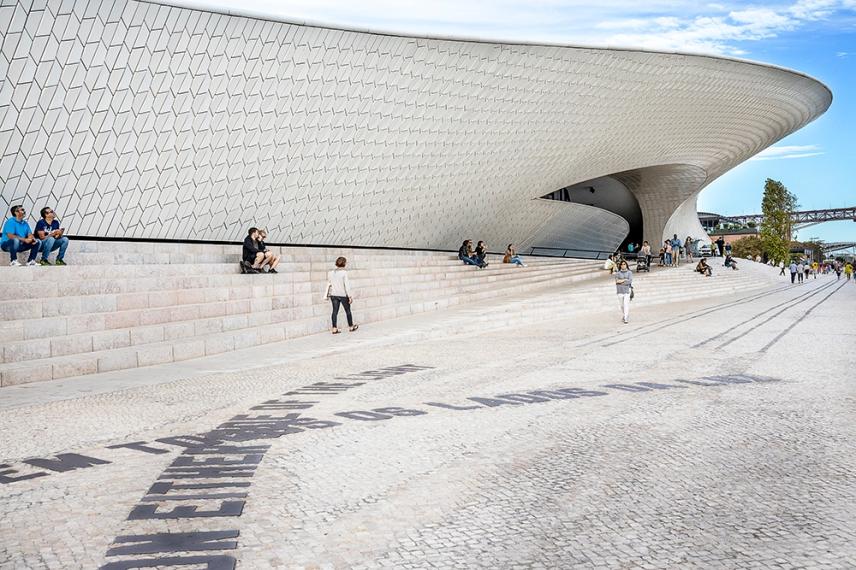 Музеят на изкуството, архитектурата и технологиите MAAT.