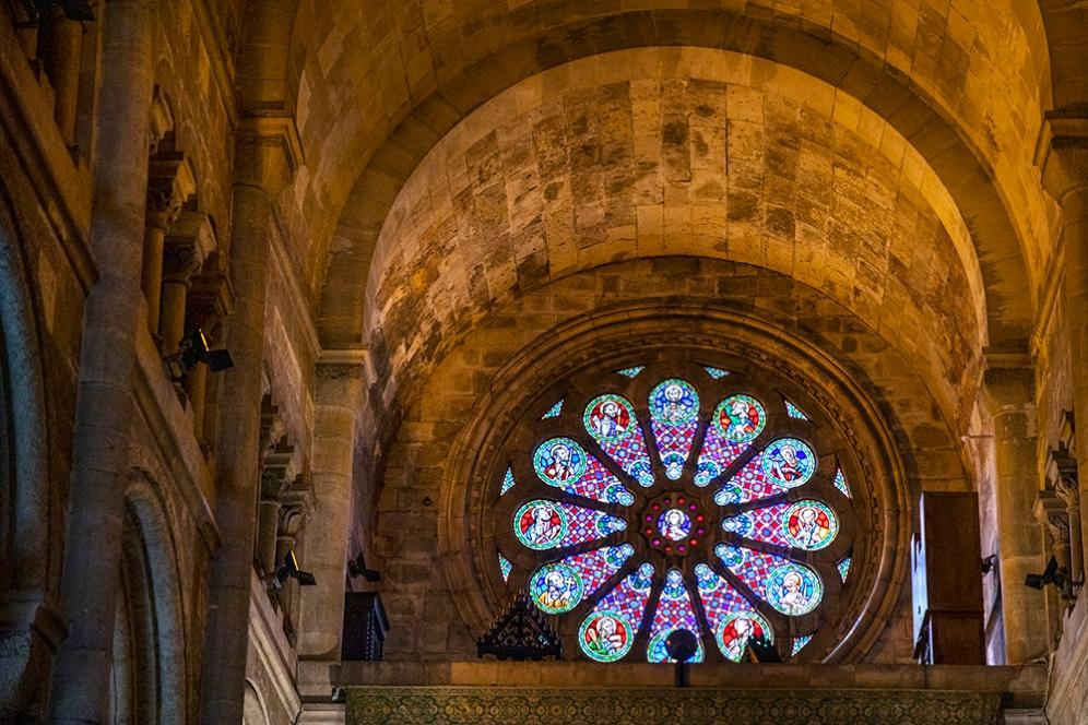 В катедралата Се.