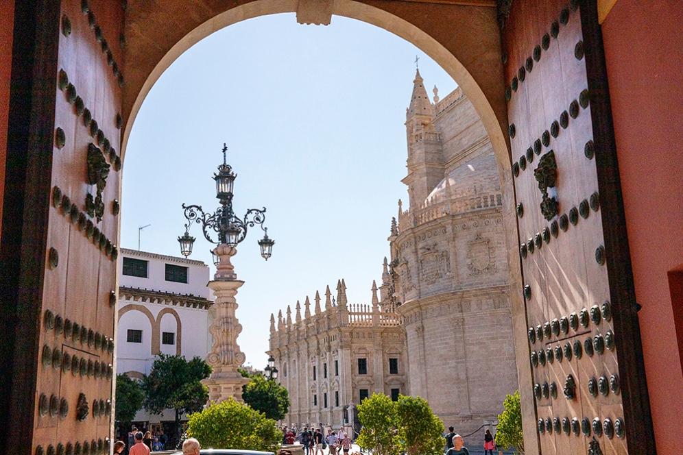 Севилската катедрала.