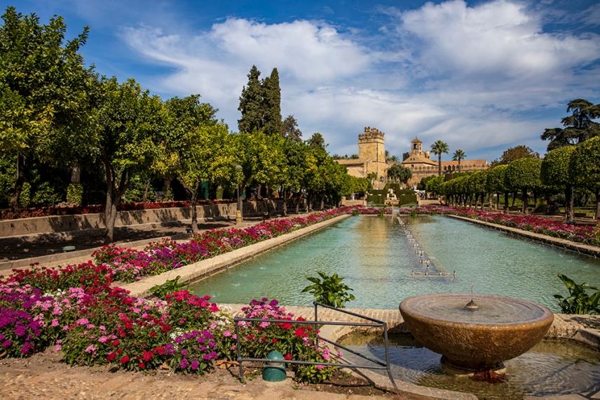 Дворецът Алказар, Кордоба.