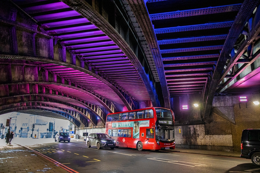 Лондон 2019.