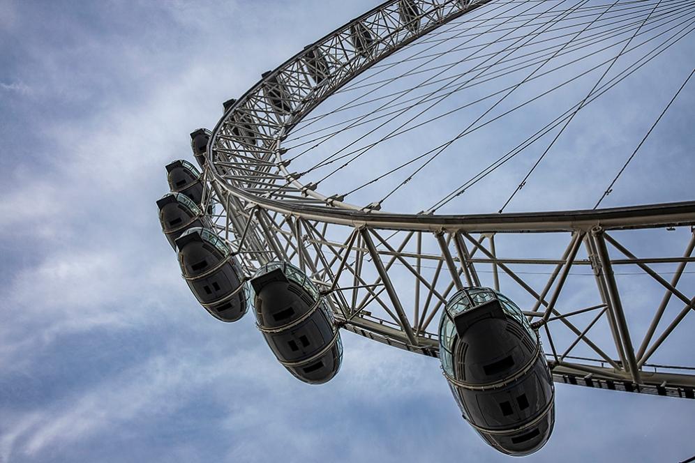 Лондонското око.