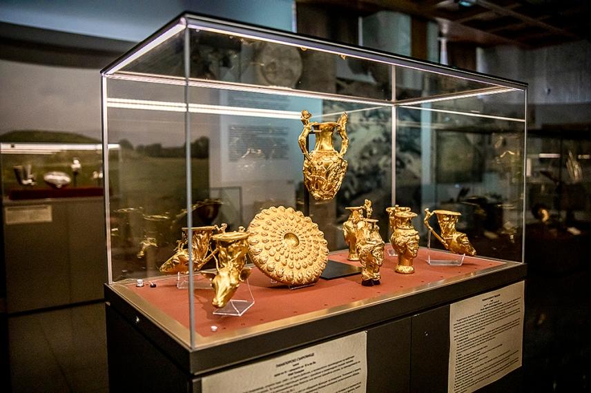 Панагюрското съкровище, края на IV - началото на III век преди Хр.